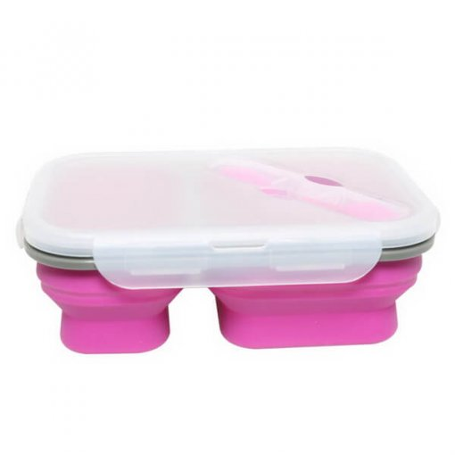 silicone eco lunch box
