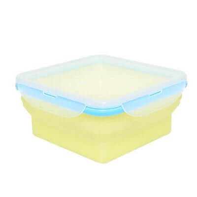 700 ml flat stacks containers