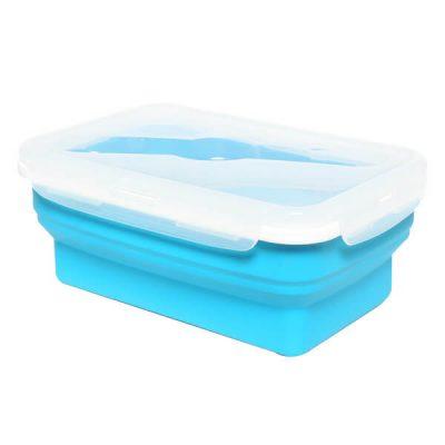 1000 ml silicone lunch box
