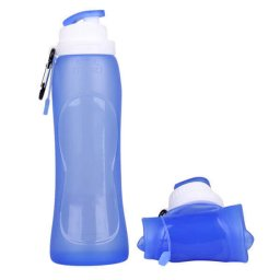 silicone leak proof water bottle