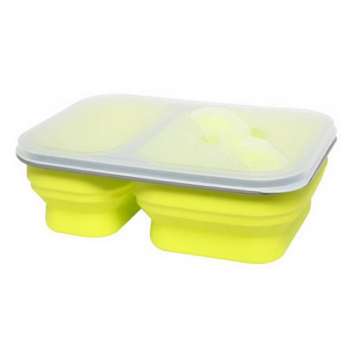 900 ml silicone lunch box