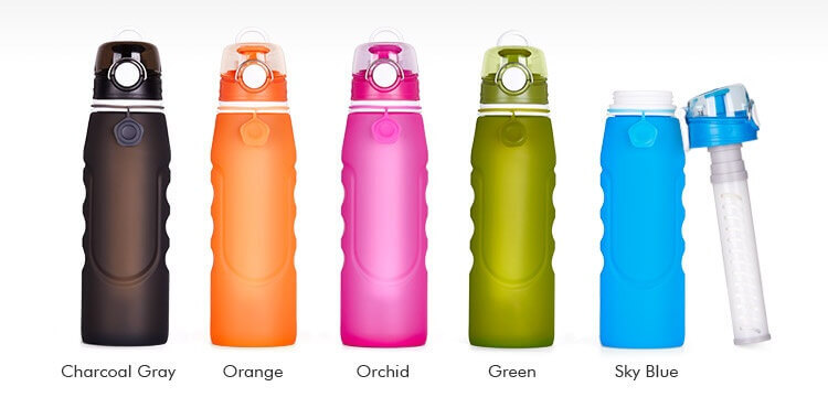 silicone water bottle with ultra filtration 05