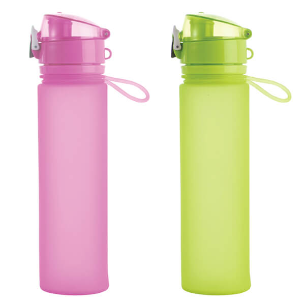 water bottles silicone
